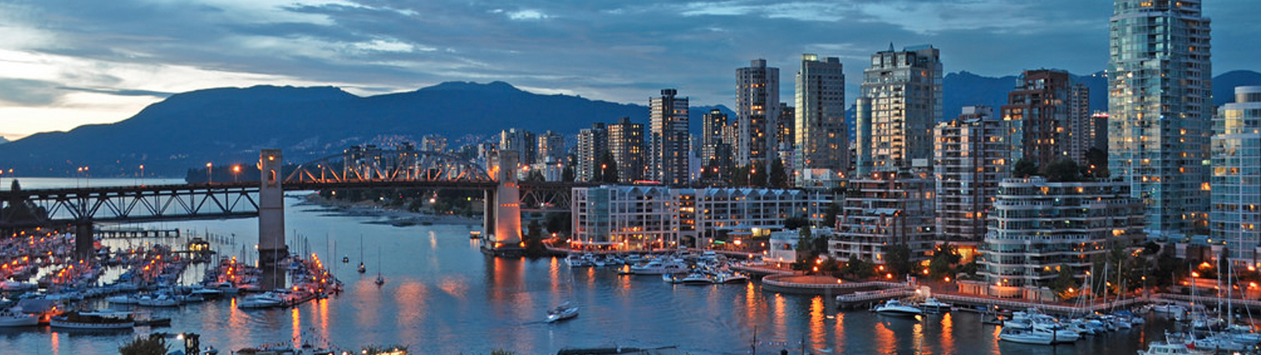 The Docks of Vancouver in British Columbia, Canada image